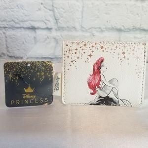 Loungefly Disney's Little Mermaid Wallet Card Case